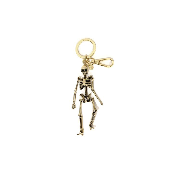 ALEXANDER MCQUEEN MEN SKELETON KEYRING
