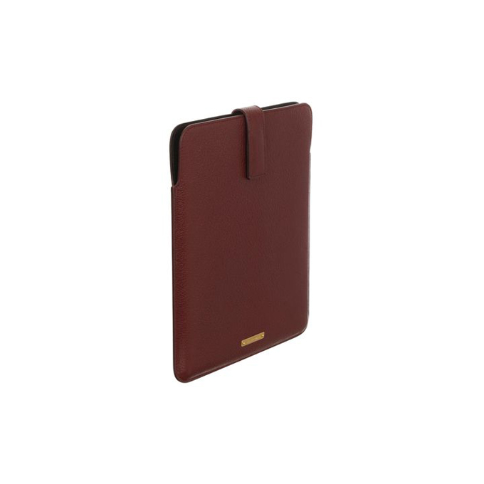 ALEXANDER MCQUEEN MEN LEATHER CASE TABLET