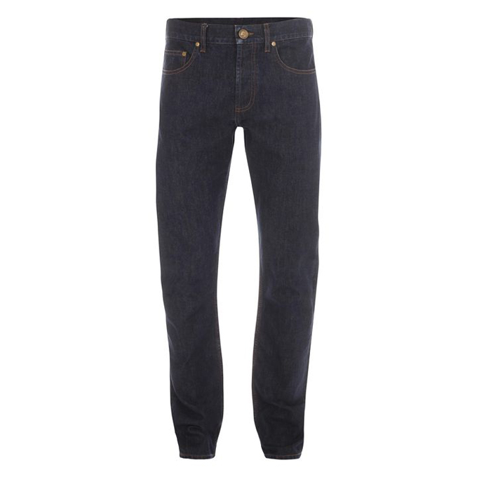 ALEXANDER MCQUEEN MEN SALVAGE JEANS DENIM