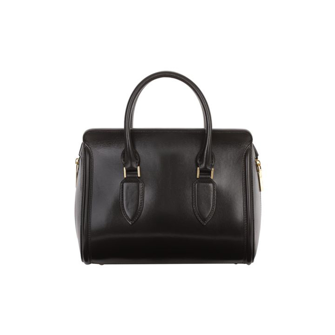 ALEXANDER MCQUEEN WOMEN SMALL LEATHER HEROINE