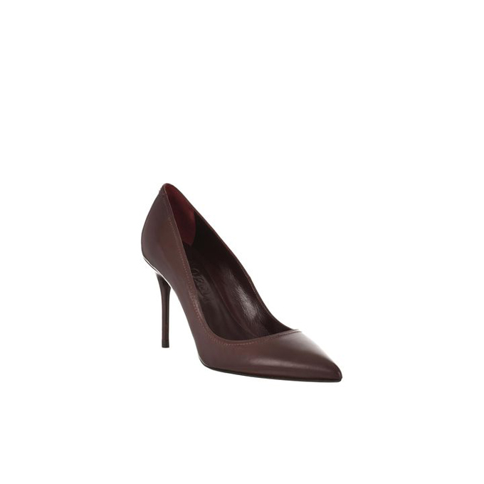 ALEXANDER MCQUEEN WOMEN POINTY STILETTO PUMP