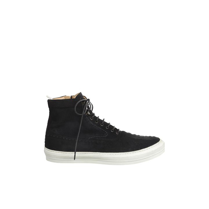 ALEXANDER MCQUEEN MEN VACUUM HIGH-TOPS STUDDED